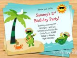 Beach Party Invitation Template 12 Beach Party Invitations Psd Ai Word Pages Free