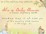 Beatrix Potter Baby Shower Invitations 305 Best Beatrix Potter Nursery Images On Pinterest