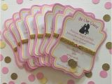 Beauty and the Beast Baby Shower Invitations Beauty and the Beast Inspired Invitations Cut by