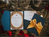 Beauty and the Beast Wedding Invitations Be Our Guest Beauty and the Beast Inspired Wedding Ideas