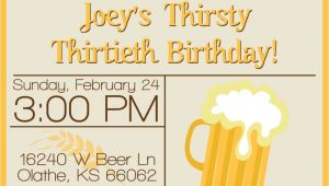 Beer Tasting Birthday Party Invitations Beer Tasting Invitation Beer Tasting Party
