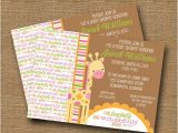 Bible Verses for Baby Shower Invitations Unavailable Listing On Etsy