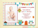 Birthday Invitation Cards for 1 Year Old Birthday Invitation Cards for 1 Year Old
