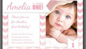 Birthday Invitation Cards for 1 Year Old Sample Birthday Invites Awesome E Year Old Birthday Invitations