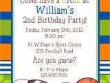 Birthday Invitation soccer Template Sports Invitations Templates Free