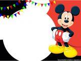 Birthday Invitation Template Doraemon Mickey Minnie Pink Confetti Bachelorette Party