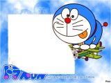 Birthday Invitation Template Doraemon Photo Montage Doraemon Pixiz