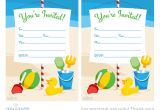 Birthday Invitation Template In Word Card Template Blank Invitation Templates Free for Word