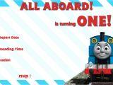 Birthday Invitation Template Train Free Free Printable Train Birthday Invitations Wording Free