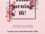 Birthday Invitation Template Website Our top 10 Birthday Invitation Templates for Teenagers
