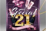 Birthday Invitation Templates Club Flyer Style 51 Invitation Flyer Design Templates Psd Ai Free