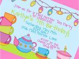 Birthday Invitation with Dress Code Birthday Party Dresses Drop Image