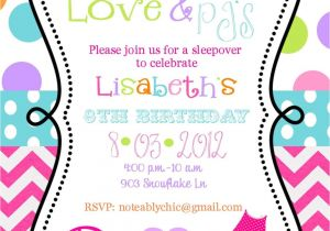 Birthday Invite Template Free Birthday Invitations Templates My Birthday