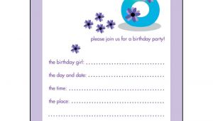 Birthday Invite Wording for 8 Year Old 40th Birthday Ideas 10 Year Old Birthday Invitation Templates