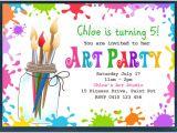 Birthday Party Invitation Template Art Free Kids Invitation Templates 27 Free Psd Vector Eps Ai
