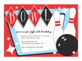 Birthday Party Invitation Template Bowling 40th Birthday Ideas Birthday Invitation Templates Bowling