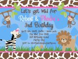 Birthday Party Invitation Template Printable Free Birthday Party Invitation Templates Free Invitation