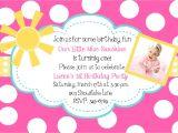Birthday Party Invitations Templates Birthday Party Invitation Wording