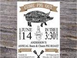 Birthday Pig Roast Invitations 25 Best Ideas About Pig Roast Party On Pinterest Pig