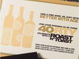 Birthday Roast Invitations 40th Birthday Invitation Roast & toast by Suitepaper On