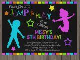 Blackout Party Invitations Great How to Make Glow In the Dark Party Invitations