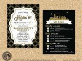 Blank Bachelorette Party Invitations Bachelorette Weekend Party Invitations Miami by