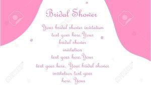 Blank Bridal Shower Invitations Printable 94 Blank Wedding Shower Invitations Bride Silhouette