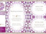 Blank Wedding Invitation Sets Blank Invitation Wedding Invitation Set Number 15 5 by Wedelen