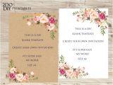 Blank Wedding Invitation Template 9 Blank Invitation Templates Doc Free Premium Templates