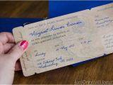 Boarding Pass Bridal Shower Invitations Diy Boarding Pass Bridal Shower Invitations Unoriginal Mom