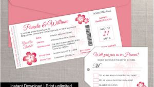 Boarding Pass Wedding Invitation Template 29 Boarding Pass Invitation Templates Psd Ai Vector