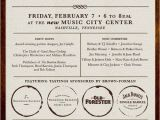 Bourbon Tasting Party Invitations A Bourbon Party at the Antiques and Garden Show Of