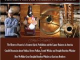 Bourbon Tasting Party Invitations Bourbon 101 with Garrison Brothers Tickets R Bar