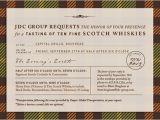 Bourbon Tasting Party Invitations Kudzucreative Com Scotch Whisky Tasting