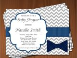 Bow Tie Baby Shower Invites Little Man Bow Tie Baby Shower Invitation Boy Baby Shower