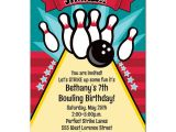Bowling Party Invitation Template Free Free Printable Bowling Birthday Invitations Drevio