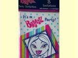 Bratz Birthday Party Invitations Bratz Party Invitations with Envelopes In Packs Of 8