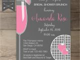 Bridal Shower and Bachelorette Party Invitations Bridal Shower Brunch Invitations Bachelorette Invites