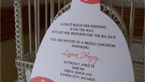 Bridal Shower Invitation Ideas Homemade Diy Bridal Shower Invitations Diy Bridal Shower