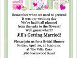 Bridal Shower Invitation Poems 8 Best Wedding Shower Invitations Wording Images On