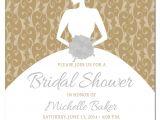 Bridal Shower Invitations Free Printable Printable Diy Bridal Shower Invitation Template with