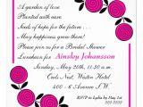 Bridal Shower Invite Poems Bridal Shower Invitations Bridal Shower Invitations Rhymes