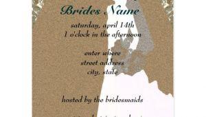 Bridal Shower Postcard Invitation Template Bridal Shower Invitation Template Postcard