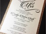 Bridal Shower Wording for Guests Not Invited to Wedding Best 25 Glitter Bridal Showers Ideas On Pinterest