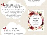 Bridal Shower Wording for Guests Not Invited to Wedding Wedding Invitation Wording – 4 Things You Should Not Say