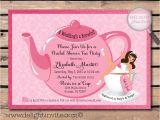 Bridal Tea Party Invitations Free Party Invitations Free Download Bridal Shower Tea Party