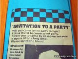 Bring A Bottle Party Invitation Does It Bring the Own Bottle Engrish Com