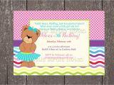 Build A Bear Party Invitations Printable Teddy Bear Party Build A Bear Birthday Printable Diy Little