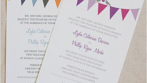 Bunting Wedding Invitation Template Free 52 Invitation Templates Free Premium Templates