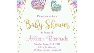 Butterfly Baby Shower Invites 346 Best butterfly Baby Shower Invitations Images On